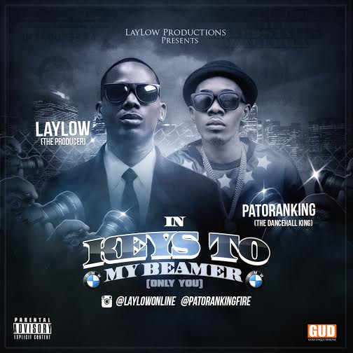 Laylow-Keys-To-My-Beamer-Art