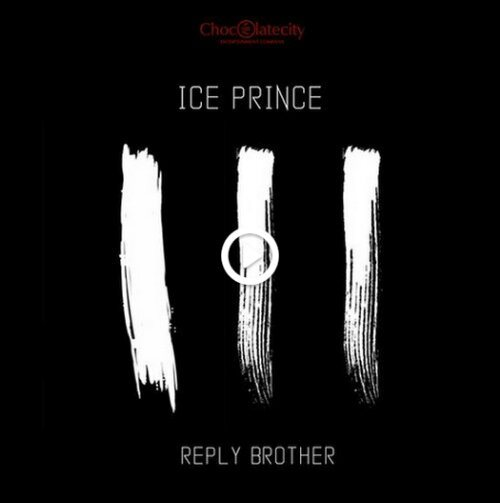 Ice Prince Reply Brother