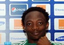 ahmed musa, CAF African player of the year