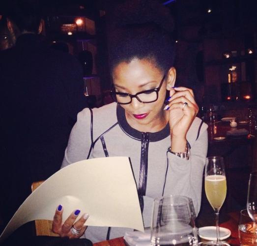 Genevieve Nnaji, 2014 Look