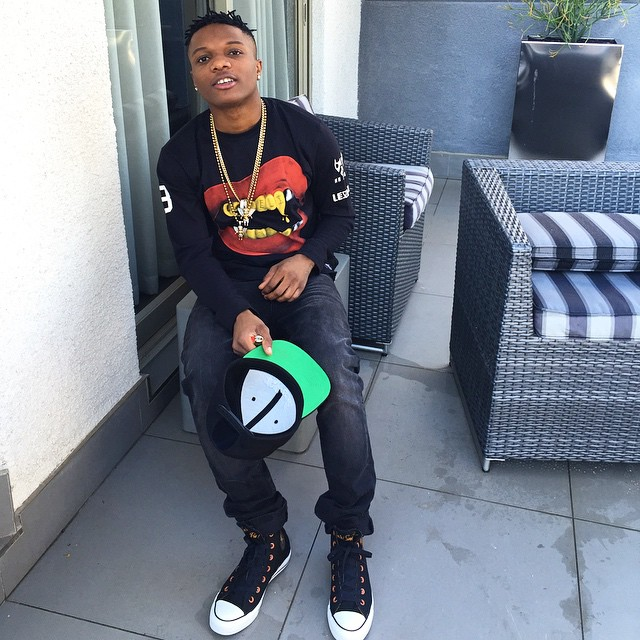 wizkid goes into fashion, wizkid wonder