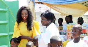 Jackie Appiah Celebrates Birthday