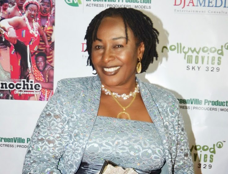 Highest Paid Nollywood Actresses, Patience Ozokwor