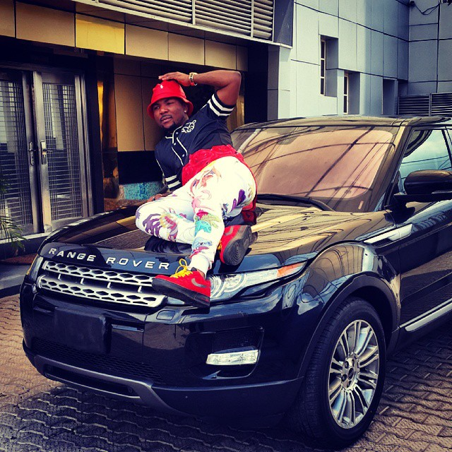 Meet 15 Unmarried Celebrity Dads In Nigeria + Their Baby