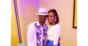 Paul Okoye Steps Out