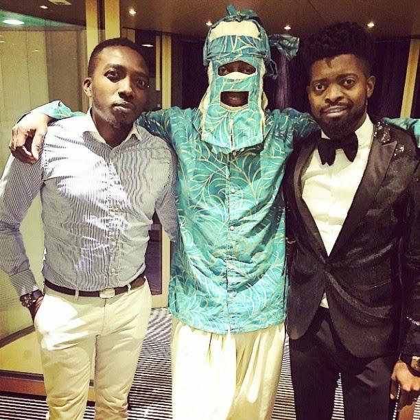 Celebrites-GLO-CAF-Awards-YabaLeftOnline-0