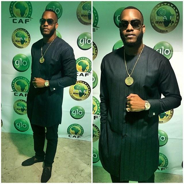 Celebrites-GLO-CAF-Awards-YabaLeftOnline-02
