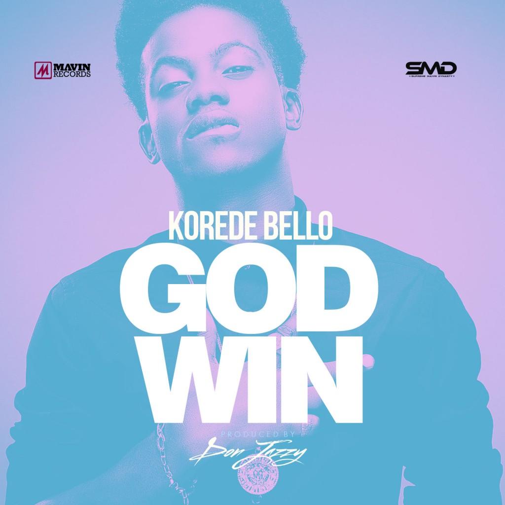 Korede Bello, God win