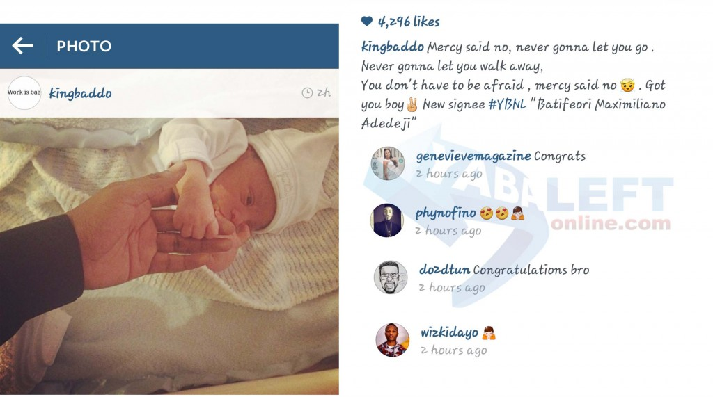 Olamide-welcomes-son-YabaLeftOnline.com-Exclusive