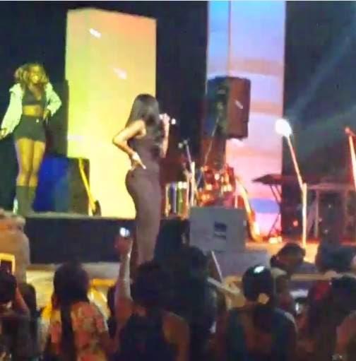 Pregnant-Tiwa-Savage-on-stage-YabaLeftOnline-com-04