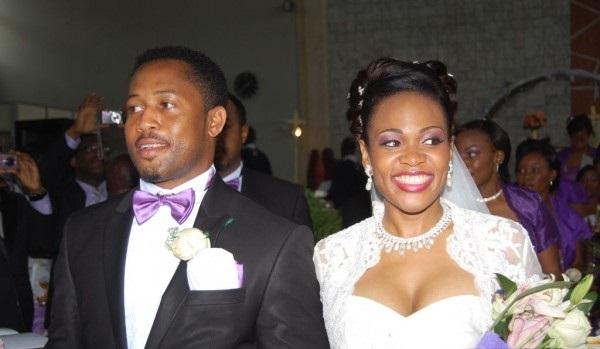 Mike Ezuruonye Beautiful Wife