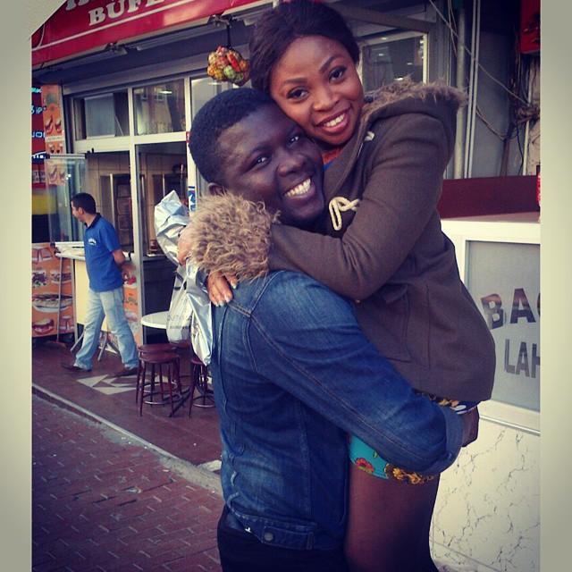 Seyi Law Shares Photo