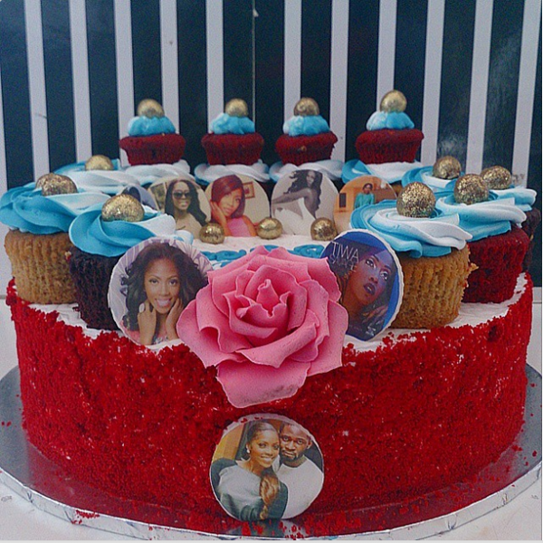 Tiwa Savage Birthday Party