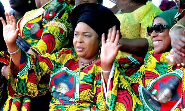 Patience Jonathan's Attitude Contribute To Goodluck Jonathan's Defeat