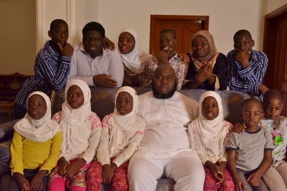 Asari Dokubo Shares Photos Of Himself With His Children