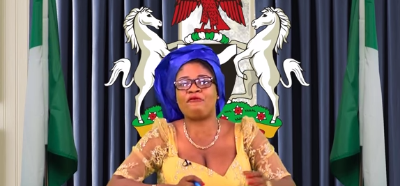Patience Jonathan Speaks on Fuel Scarcity