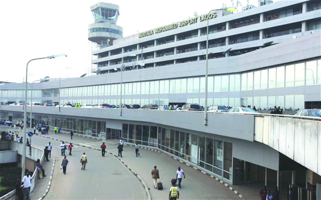 Customs Men Beat FAAN Officials At Lagos Airport