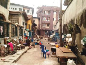 Eyin Iga Street
