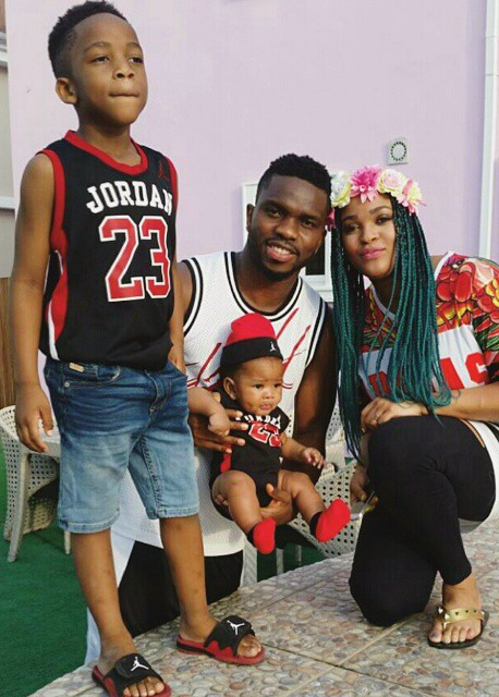 Adaeze And Family1