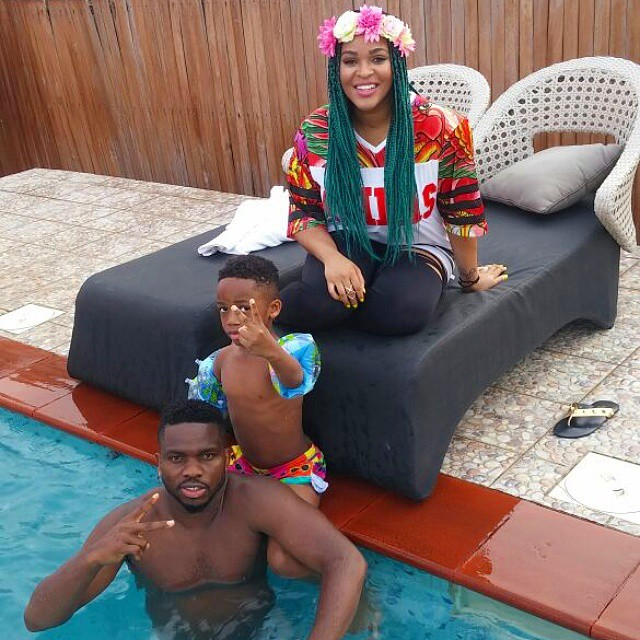 Adaeze And Family2