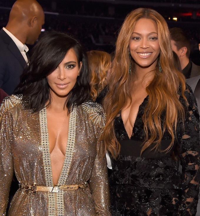 Beyonce And Kim K