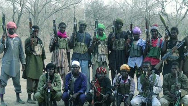 Boko Haram Arrested