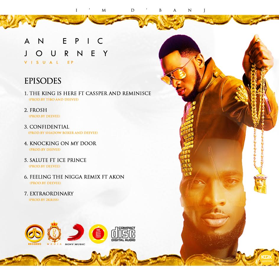 Dbanj-An-Epic-Journey-Tracklist