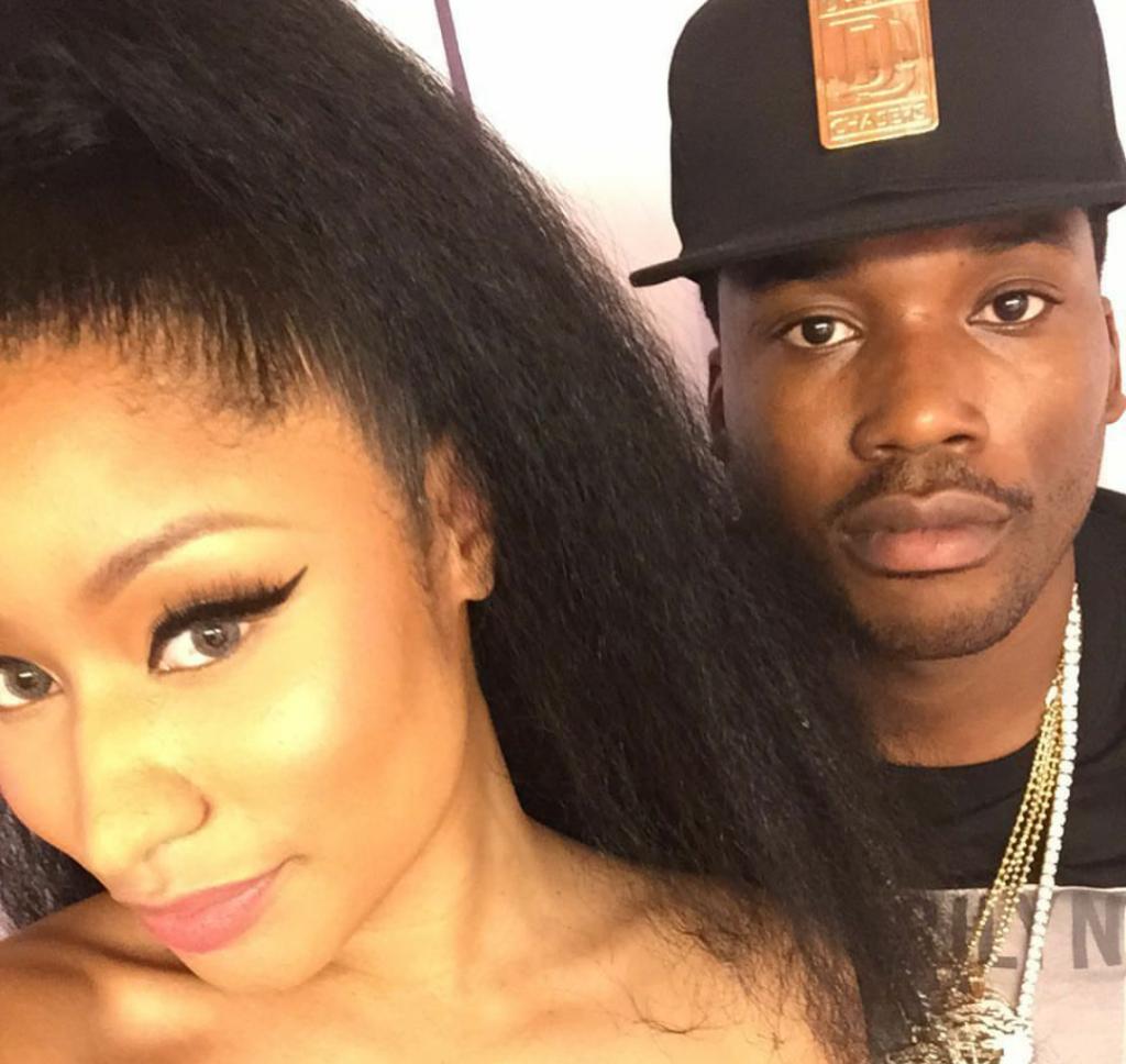 Nicki Minaj Says She's Not Pregnant