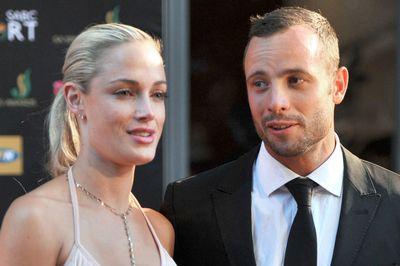 Oscar-Pistorius-and-his-girlfriend-Reeva-Steenkamp