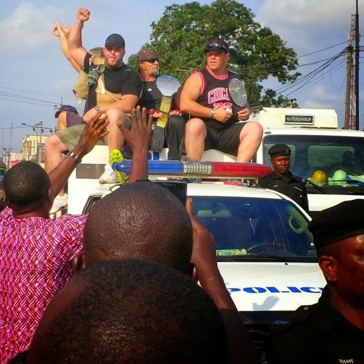 Police Orderlies
