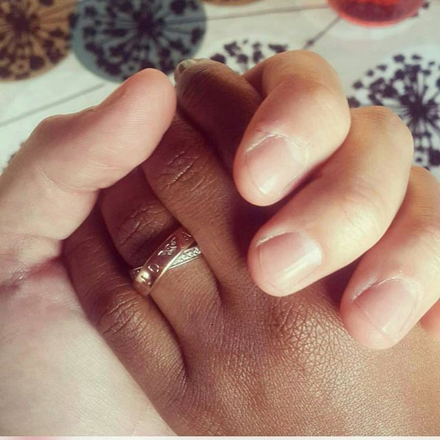 Tosyn Bucknor Engaged