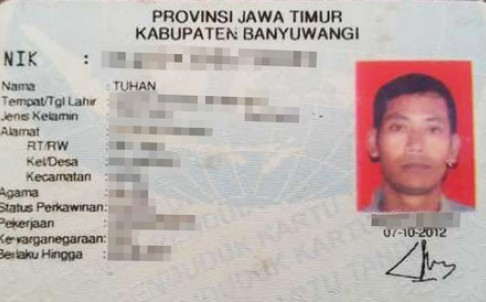 Tuhan To change name
