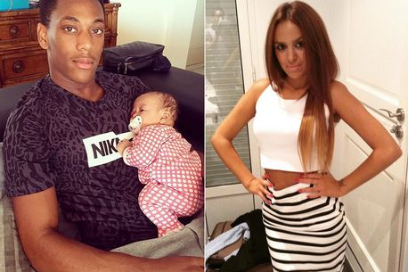 Anthony Martial And Wife