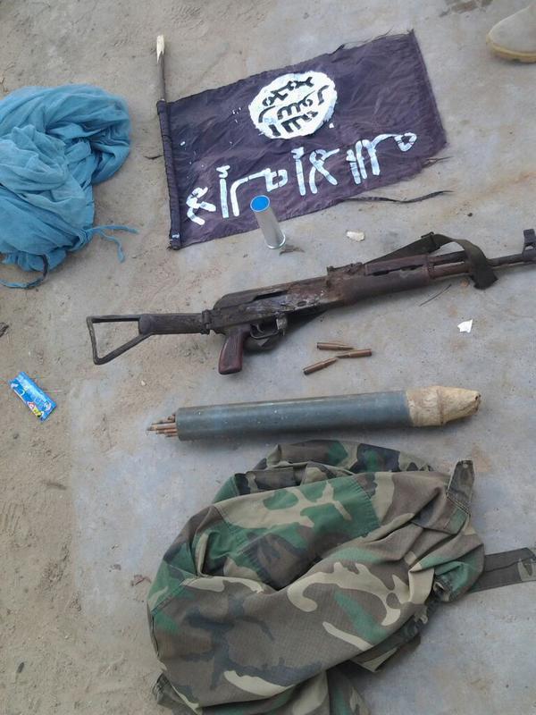 Boko Haram caught 4