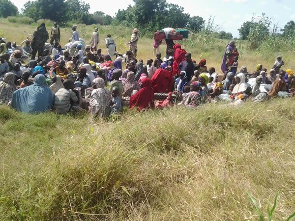 Boko Haram caught 5