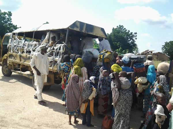 Boko Haram caught 7