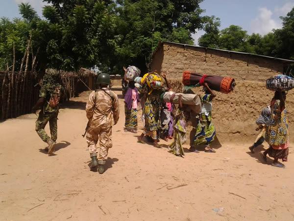 Boko Haram caught 8