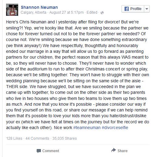 Divorce Post