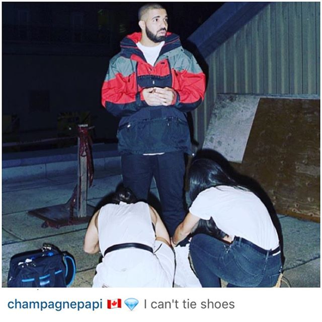 Drake shoes