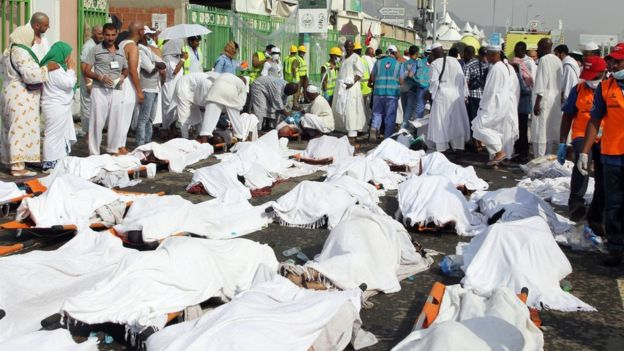 Hajj Saudi Arabi Deaths