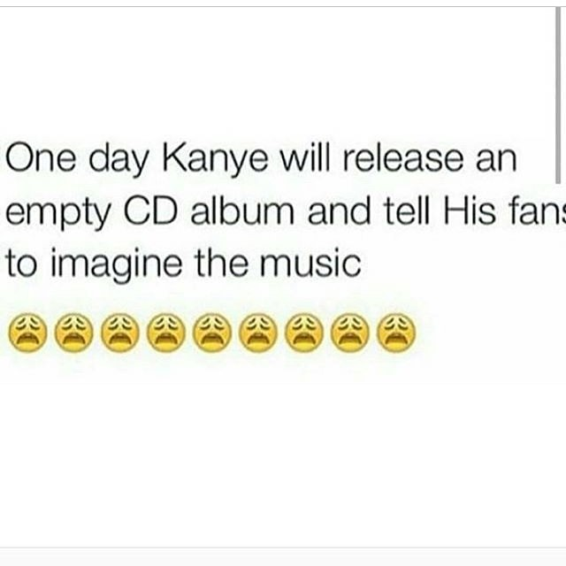 Kanye Hilarious