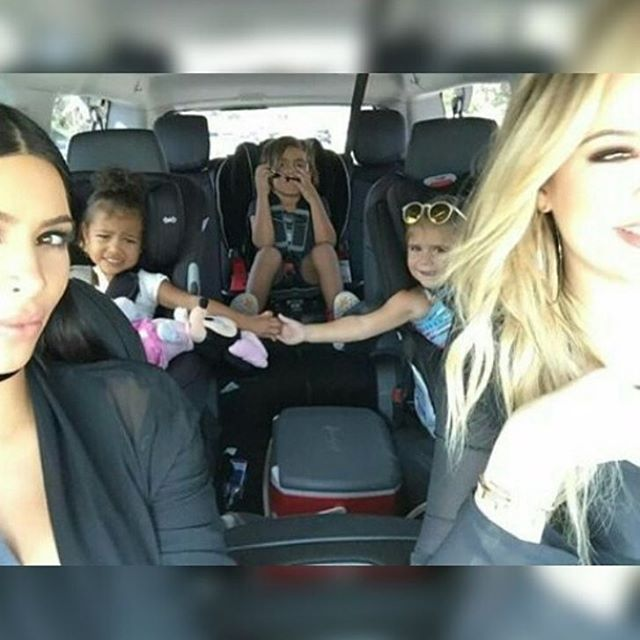 Kardashian Road trip3