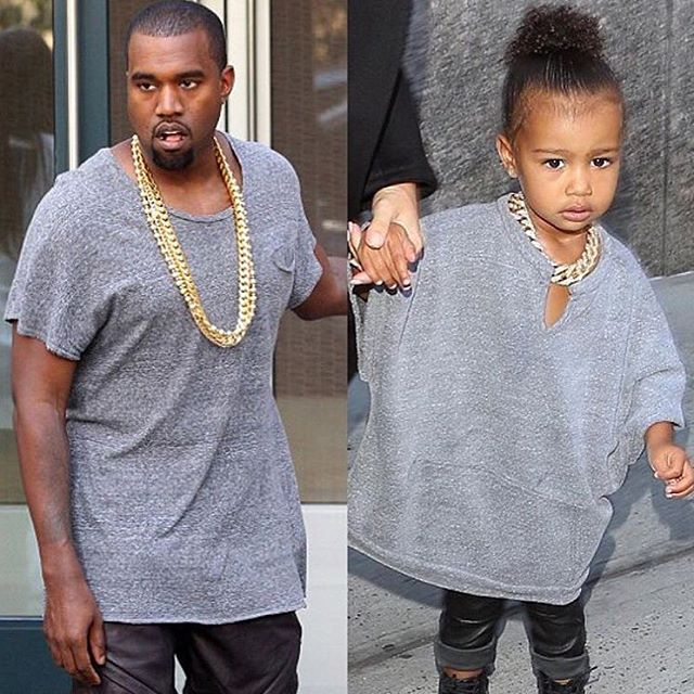 North Kanye Themed