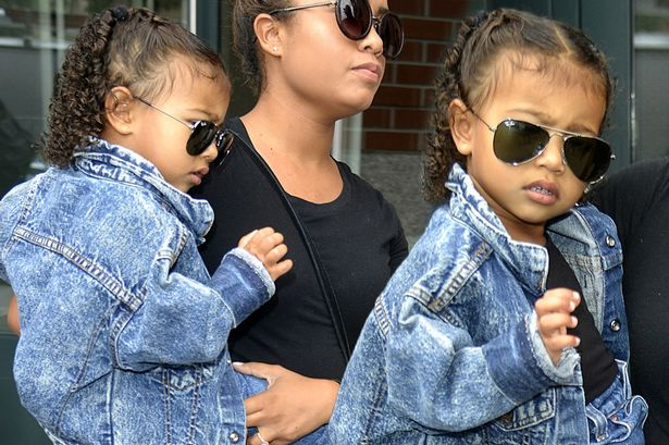 North West Hairdo