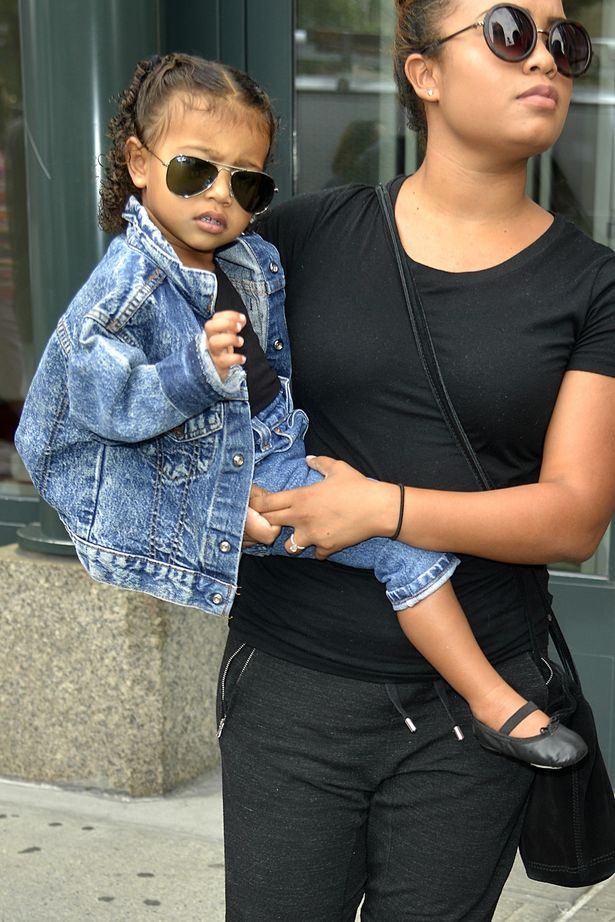 North West Hairdo1
