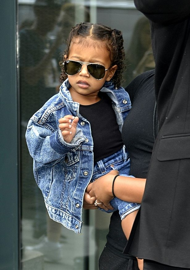 North West Hairdo2