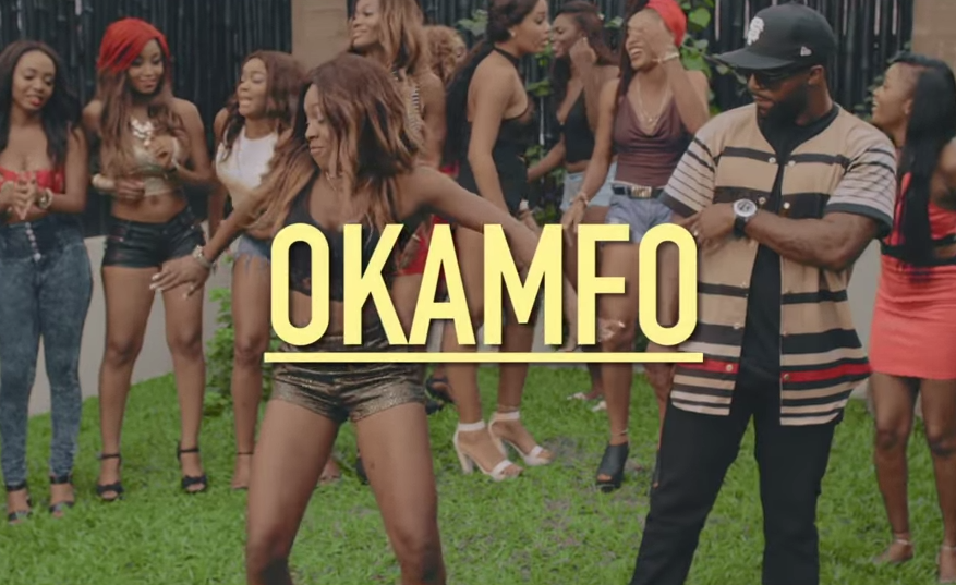 Okamfo video, Iyanya ft lil kesh okamfo video, okamfo video by iyanya and lil kesh, iyanya ft lil kesh okamfo mp4