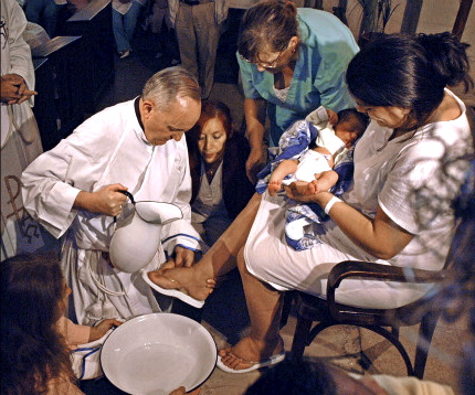 Pope Francis Aborted Women