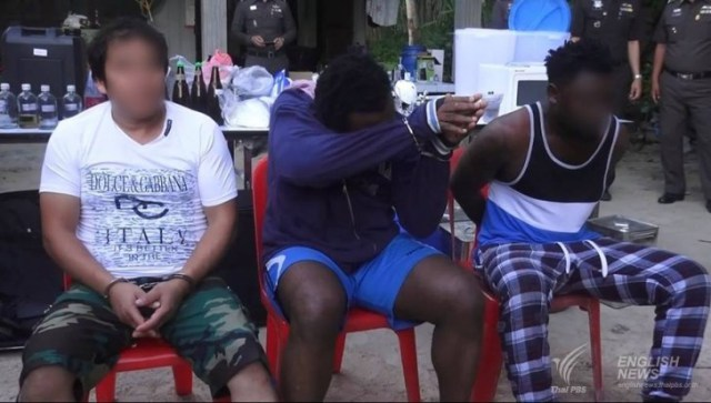 Thailand Cocaine 1