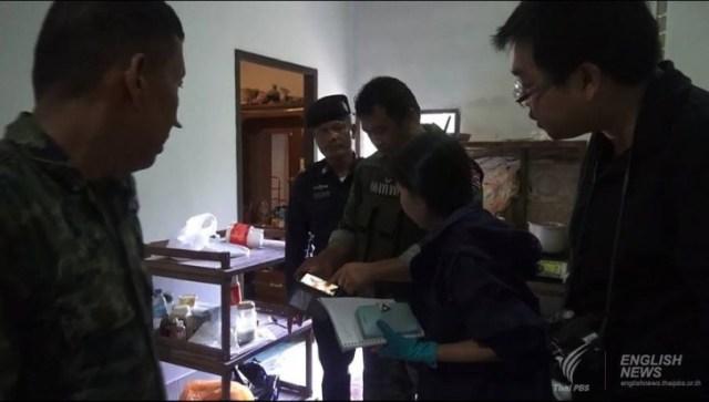 Thailand Cocaine 23